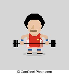 Weight Lifter.