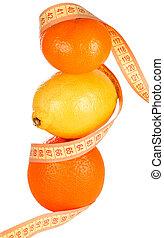 Weight loss pyramid