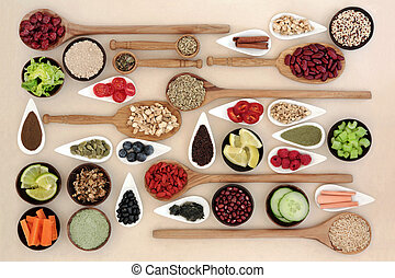 Weight Loss Superfood - Large diet and weight loss superfood...