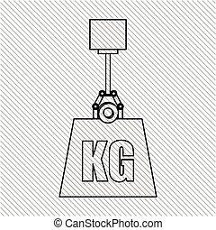 weight measurement design