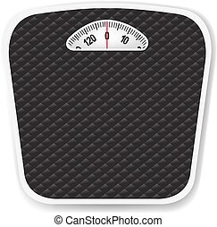 Weight Scale , Vector Illustration