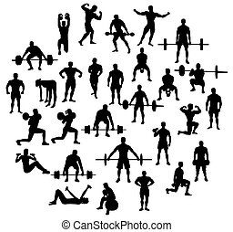 Weightlifting and Bodybuilding
