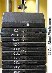 Weights 1