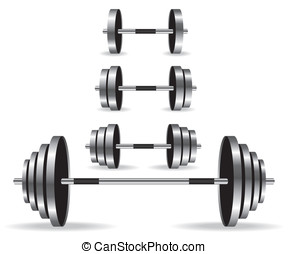 Weights collection illustration
