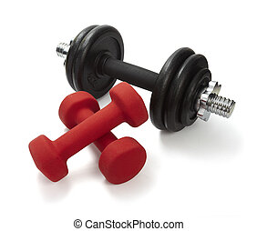 weights lifting body building