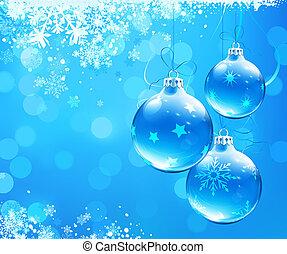 weihnachten, abstrakt, hintergrund