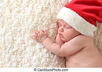 weihnachten, baby