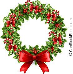 weihnachten, chaplet