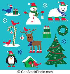 weihnachten, clipart