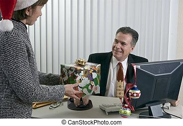 weihnachten, co-worker\\\'s