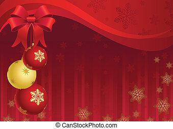 weihnachten, dekor
