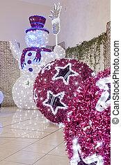Weihnachten, Dekorationen
