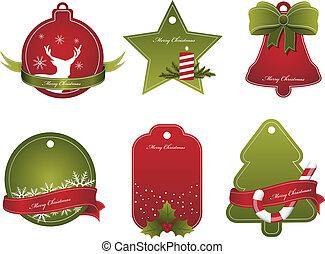 weihnachten, etikette