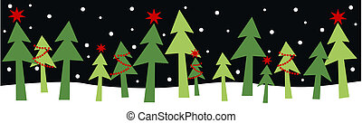 weihnachten, feiertage, glücklich, fröhlich