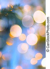 weihnachten, feiertage, licht, hintergrund