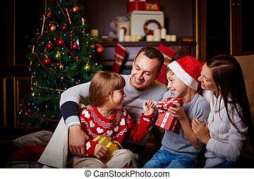 weihnachten, freude