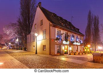 Dekoration strassburg drau en weihnachten frankreich Dekoration frankreich