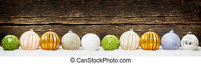weihnachten, hintergruende, weihnachtsdeko, kugeln,...