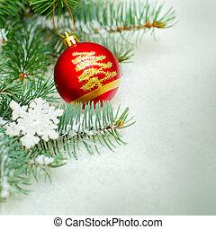 weihnachten, hintergrund, umrandungen