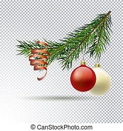 weihnachten, jahr, neu , hintergrund