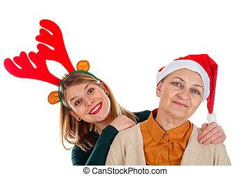 weihnachten, spaß