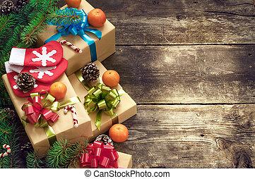 weihnachten, weinlese, hintergruende