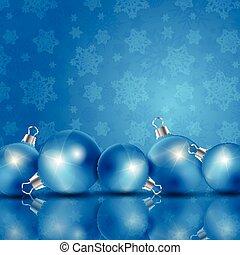 weihnachtsbaubles