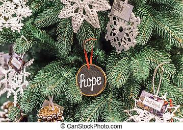 Weihnachtsbaum Der Guten Wünsche.Feiertag Wünsche Baum Weihnachten Weihnachten Baum Fröhlich