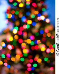 weihnachtsbaumlichter
