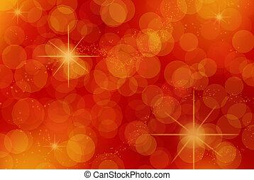 weihnachtsbeleuchtung, hintergrund