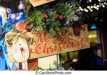 Weihnachtsdeko Verkaufen.Süßigkeiten Markt Verkauf Belgrad Weihnachten Ihm Jahre