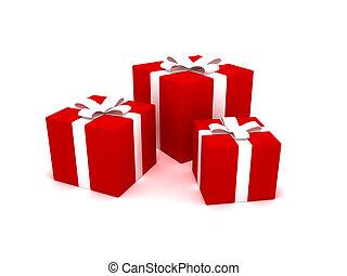 Weihnachtsgeschenke Clipart.Weihnachtsgeschenke Clip Art Und Stock Illustrationen 194 133