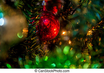 weihnachtszierde