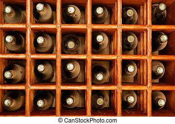 wein, botles