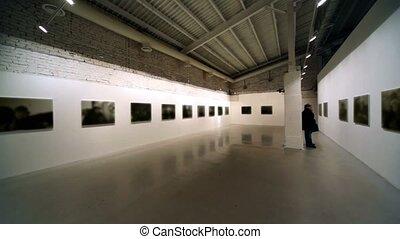 weinig, fotografie, tentoonstelling, mensen