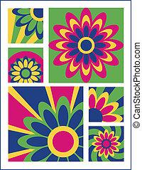 weinig; niet zo(veel), 2, ontwerpen, bloem