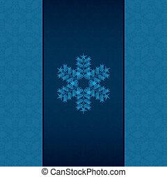 weinlese, abstrakt, winter, hintergrund