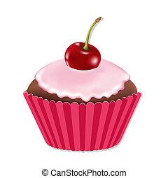 weinlese, cupcake