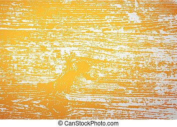 weinlese, hölzernes gewebe, mit, gelber , toning, filter, effekt, vektor, hintergrund