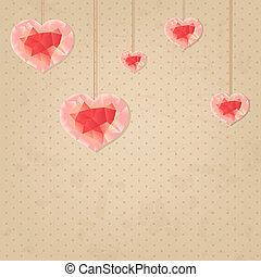 weinlese, valentinestag, hintergrund