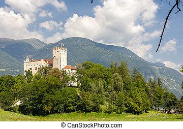 Weissenstein Castle in Osttirol, Austria