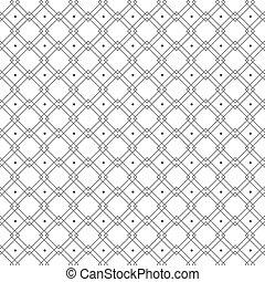 wektor, abstrakcyjny, geometryczny wzór