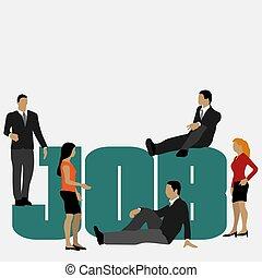 wektor, drużyna, kierunek, przeszkody, handlowy, work., powodzenie, pomyślny, qualities, poziom, pokonywanie, twórczy, wysoki, przewodnictwo, droga, ścieżka, ilustracja