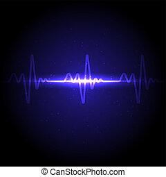 wektor, elektrokardiogram