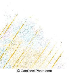 wektor, grunge, ilustracja, tło