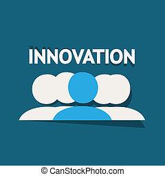 wektor, innowacja
