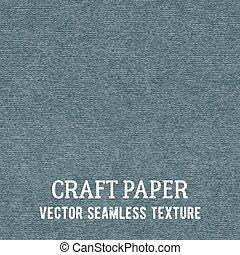 wektor, kunszt, papier, seamless, struktura