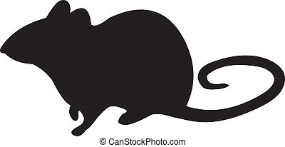 wektor, mysz