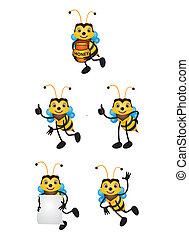 Wektor, Pszczoła
