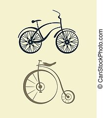 wektor, rower